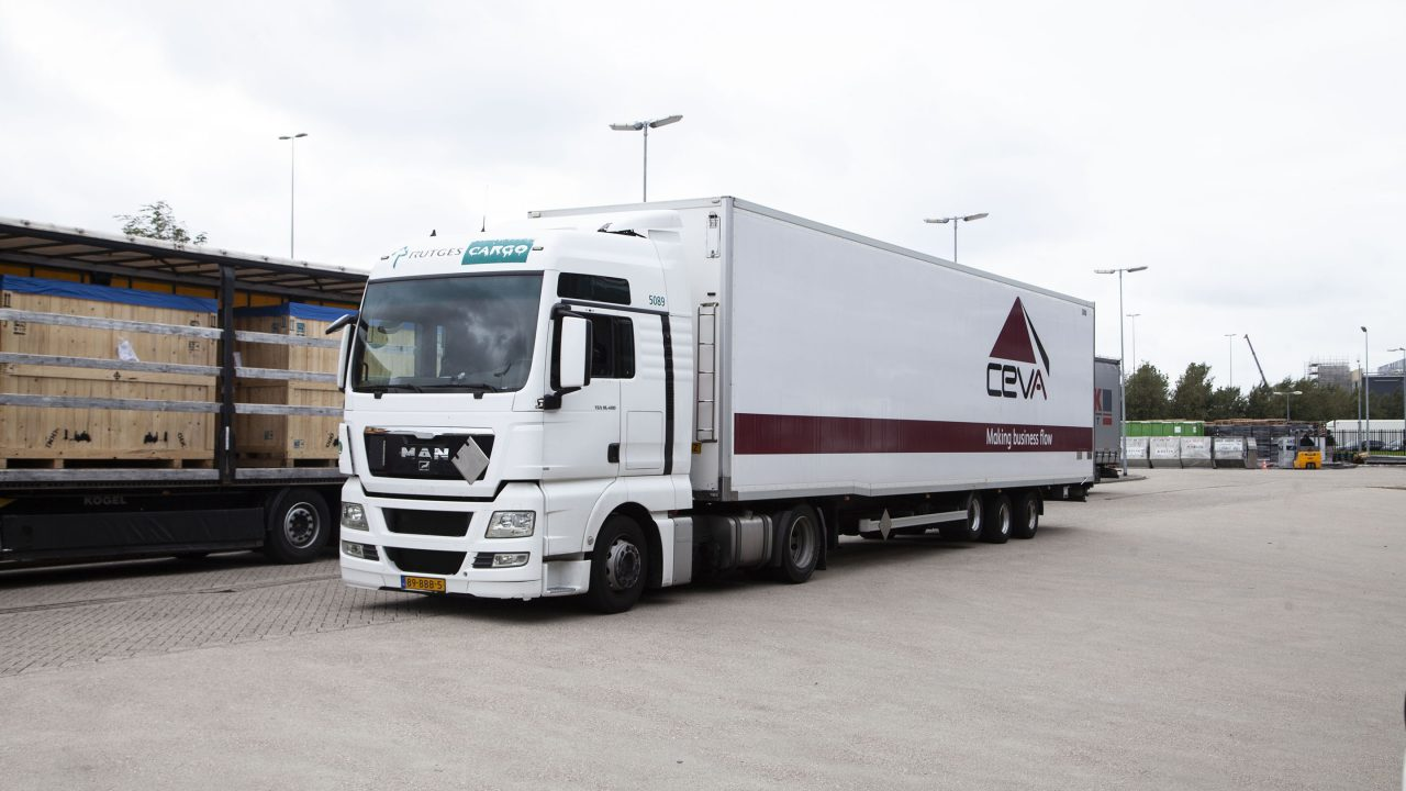 Expediteur - CEVA Logistics