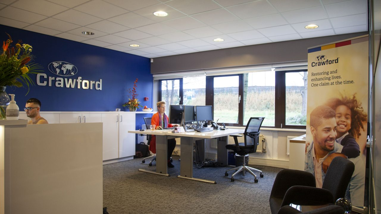 Finance Assistant - Crawford & Company